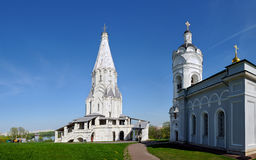 Church of the Ascension in Kolomenskoye Moscow Stock Photos