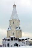 Church of the Ascension (1528) in Kolomenskoye, Moscow Stock Photography
