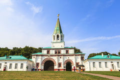 Church of the Ascension, Kolomenskoye, Rusia Stock Image