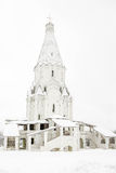 Church of the Ascension in Kolomenskoye. Russia. Moscow Royalty Free Stock Photos