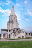 The Church of the ascension in Kolomenskoye Royalty Free Stock Photo