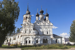 Church of the Ascension of the Lord for sale in Veliky Ustyug Royalty Free Stock Photography