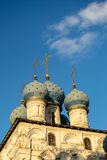 Church of the Ascension Moscow Royalty Free Stock Image