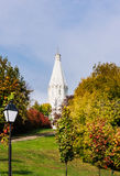 Church of the Ascension. Museum-Reserve Kolomenskoye Royalty Free Stock Photo
