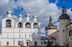Church of the Ascension in the Rostov Kremlin Stock Photography