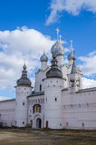 Church of the Ascension in the Rostov Kremlin Royalty Free Stock Photography