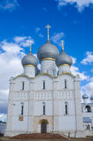Church of the Ascension in the Rostov Kremlin Royalty Free Stock Images