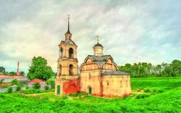 Church of Ascension in Rostov, Yaroslavl Oblast of Russia Stock Image