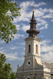 Church of Ascension in Subotica, Serbia Royalty Free Stock Photo