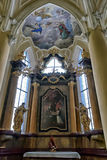 Church of the Ascension of the Virgin Mary Royalty Free Stock Photography
