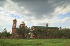 Church in Askania Nova Stock Image