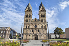 Church of the Assumption in Andernach Royalty Free Stock Image