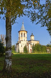 Church of the Assumption of the Blessed Virgin Mary in Kolmovo Royalty Free Stock Photos