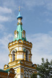 Church of the Assumption of the Blessed Virgin, Russia Royalty Free Stock Photography