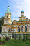 Church of the Assumption of the Blessed Virgin ,Russia, Perm Stock Photos