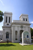 Church of The Assumption, George Town Stock Images