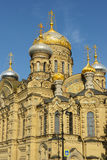 Church of the Assumption of Mary (1897) on the Embankment Kruzenshtern Stock Image