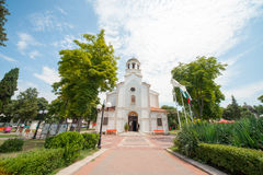 Church of the Assumption of the Virgin in Pomorie Royalty Free Stock Image