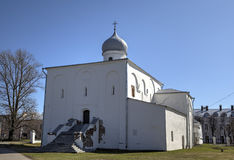 Church of Assumption of the Virgin. Stock Images