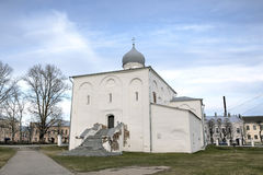 Church of Assumption of the Virgin. Royalty Free Stock Photo