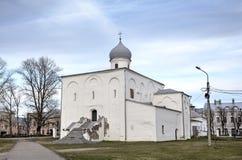 Church of Assumption of the Virgin. Stock Photography