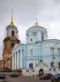 Church of the Assumption. Yelets city. Stock Photos