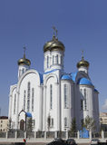 Church in Astana. Kazakhstan. Royalty Free Stock Images