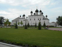 Church in Astrakhan, Russia. Royalty Free Stock Image