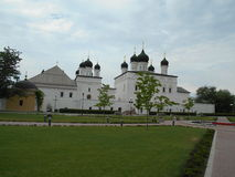 Church in Astrakhan, Russia. Stock Photography