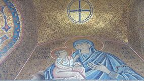A Church in Athens Greece Stock Images