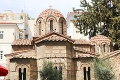 Church at Athens Stock Photos