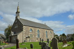 Church in Auchtermuchty Stock Images