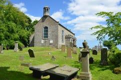 Church at Auchtertool Royalty Free Stock Photos