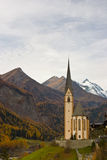 Church in Austria Stock Images