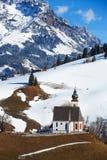 Church in Austria. Stock Photography