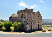 Church of Ayios Georgios Royalty Free Stock Images