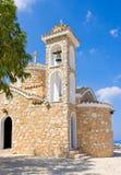 Church of Ayios Ilias. Protaras, Famagusta District, Cyprus Royalty Free Stock Photos