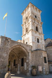 Church of Ayios Lazarus Larnaca Cyprus Stock Photography