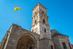 Church of Ayios Lazarus in Larnaca Cyprus Royalty Free Stock Photography