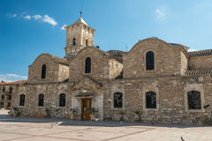 Church of Ayios Lazarus Larnaca Cyprus Royalty Free Stock Photography
