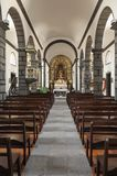 Church in Azores Stock Photography