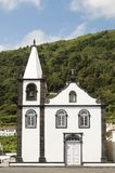 Church in Azores Stock Image