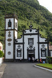 Church on Azores Royalty Free Stock Image