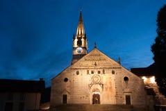 Church of Baceno Royalty Free Stock Image