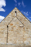 Church Back Wall Royalty Free Stock Images