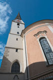 Church in Bad Ischl, Austria Royalty Free Stock Photography
