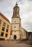 Church of Bad Urach Royalty Free Stock Images
