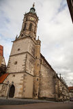 Church of Bad Urach Royalty Free Stock Image