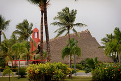 Church in Barcelo Bavaro Palace Deluxe Stock Photography