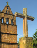 Church in Barichara Royalty Free Stock Photography